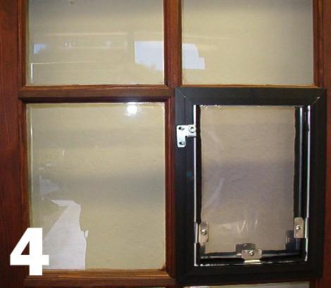San Diego Pet Door Installation Glenview Glass Screen