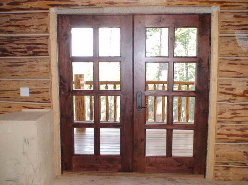 San Diego Custom Wood Door Installation Glenview Glass Screen Inc