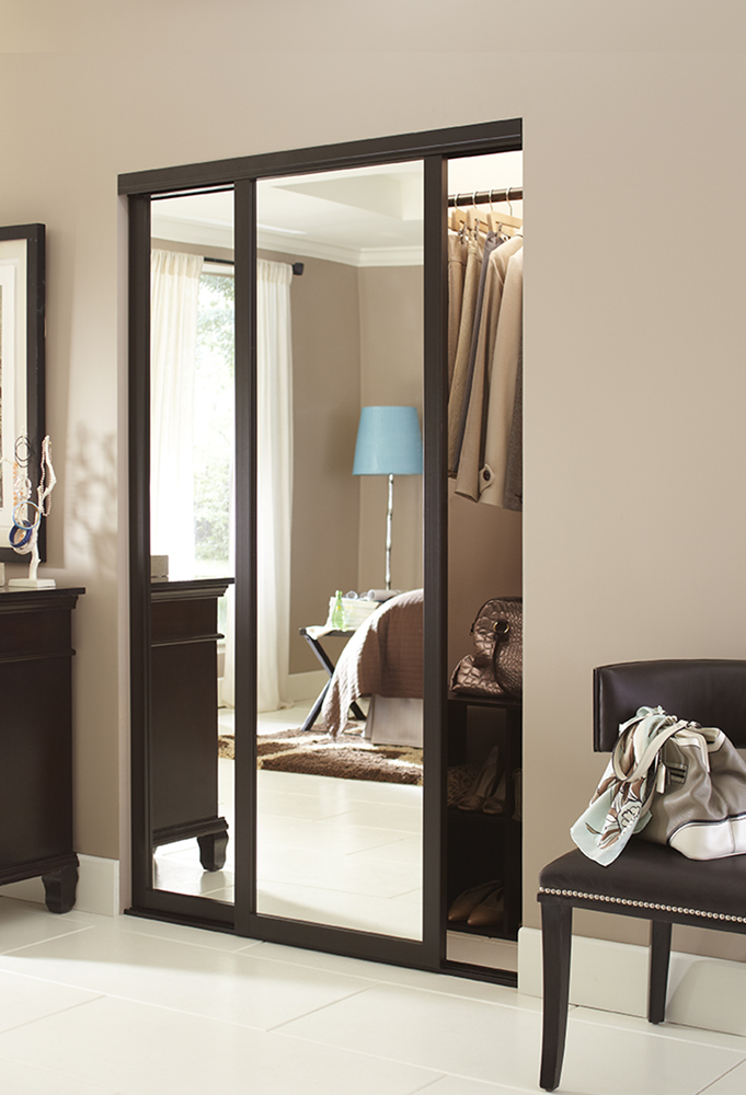 San Diego Custom Closet Doors and Mirrors