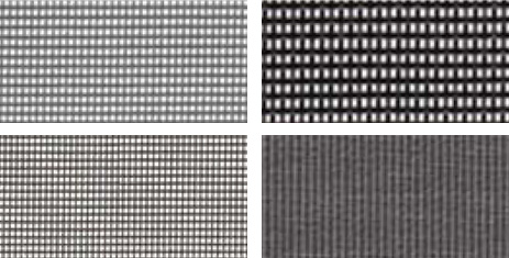 san diego retractabel screen doors mesh styles